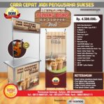 Paket Usaha Ice Coffee Drink Program BOM