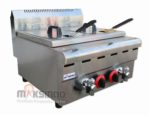 Jual Counter Top 2-Tank 2-Basket Gas Fryer di Surabaya